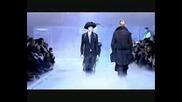 John Galliano fall Winter 2008/09 menswear Full show.