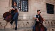 2 Cellos - Moon River ( Official Video)