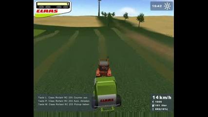 Landwirtschafts Simulator 2008 Mtz50