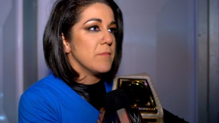 Bayley relishes historic victory: WWE.com Exclusive, Feb. 27, 2020