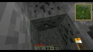Minecraft Single Player Survival - Епизод 1 - копаене , меч , печки