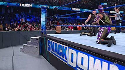 Dominik Mysterio vs. Jimmy Uso: SmackDown, July 23, 2021