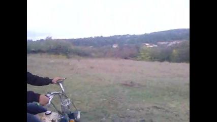 mini moto s dvigatel ot carpati