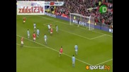 Manchester United vs Manchester City 2 - 1 ( Вечното Дерби )