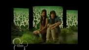 Disney Stars - Friends For A Change Commercial (с превод )