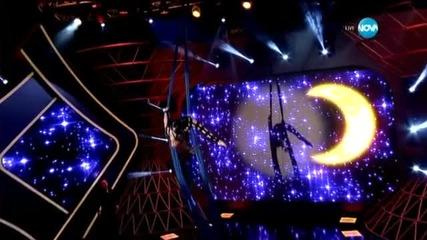 Симона Пейчева - въздушен шал - И аз го мога (18.03.2015)