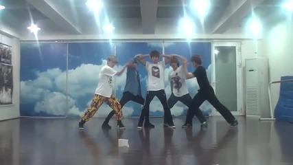 Shinee-sherlock (dance prac.)