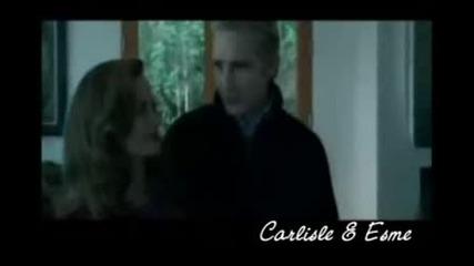 Carlisle & Esme deleted scene