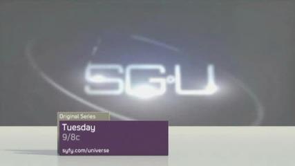 Stargate Universe - 2x02 - Aftermath Promo Trailer