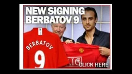 Кой Номер Ще Вземе Бербатов ?!
