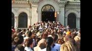 Стотици Се Молиха За Спасението На Медицит