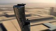 Най-наклонената Кула на Планетата - Абу Даби