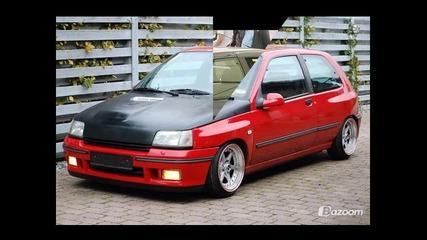 Renault Clio-tuning