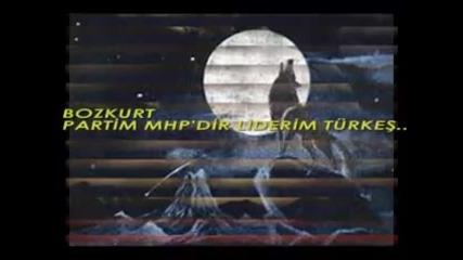 Mustafa Yildisdovan turke gelecek bozkurt partisi