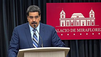 Venezuela: Maduro accuses Washington of plotting his assassination