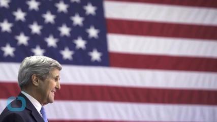 Kerry Set to Meet Iranian Counterpart Ahead of Nuclear Talks Deadline