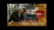 Ws Platinum Lackprotektor mit Horst Fuchs