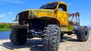 Екстремни състезания с камиони