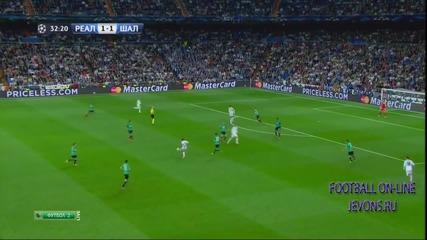 Реал Мадрид - Шалке 04 3:1  18.03.2014 