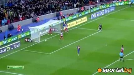Барселона - Гранада 5 - 3 20.03.2012