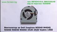Оригинален вентилатор за Dell Inspiron N5040 N5050 N4050 M4040 M5040 2420 3420 Vostro 1450 Screen.bg