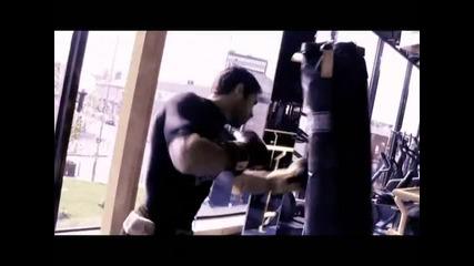 Scott Adkins - Тренировка за ролята на Yuri Boyka в Undisputed.