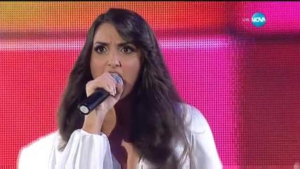 Християна Лоизу - Оne way ticket - X Factor Live (01.12.2015)
