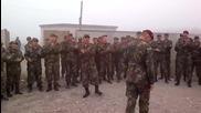 Така се забавляват в руската армия