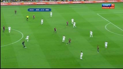 Eл Класико! Барселона - Реал М. 3:2 23.08.12