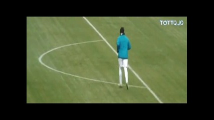 Cristiano Ronaldo - Freestyle ( New )