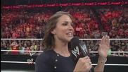 State of the Wwe World Heavyweight Championship Address Raw, May 19, 2014