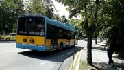 Тролей Skoda26tr по линия 2 в София