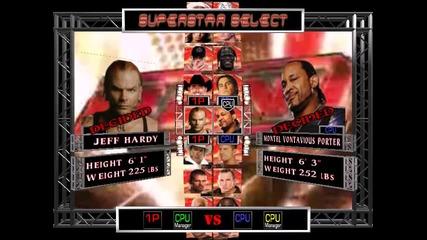 Jeff Hardy vs Mvp