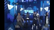120322 Shinee - Stranger M Countdown(comeback)