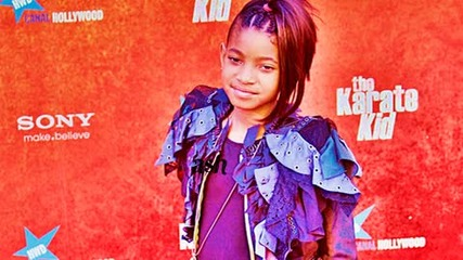 Willow Smith and Nicki Minaj-fireball {tekst}
