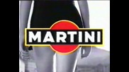 Charlize Theron In Martini Commercial