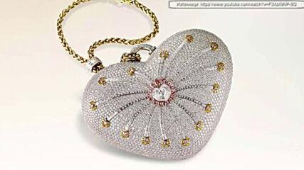 Топ 10 на най-красивите и скъпи дамски чанти