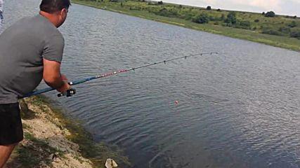 Риболов в Антимово 3