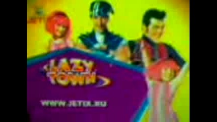 Lazy Town - Реклама.3gp