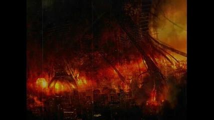 Бате Са f. Атила и Сатанас - Краят На Дните