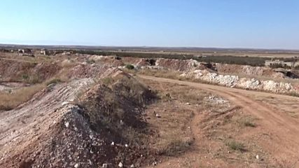 Syria: Images from Idlib's DMZ as deadline for militant withdrawal expires