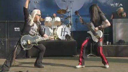 Uriah Heep - Grazed by Heaven // Live at Wacken Open Air 2019