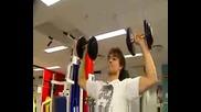 Alexander Rybak talking about training