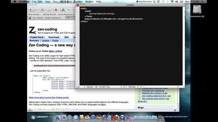Zen Coding Plugin