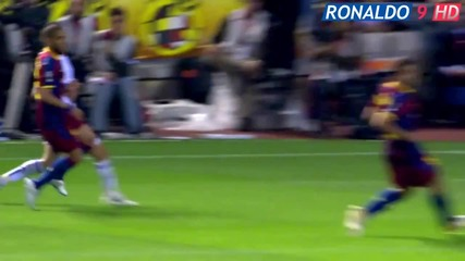 Cristiano Ronaldo - World's Best Player 2011