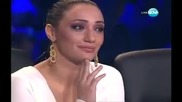 Stela Petrova - Шокира всички! x Factor 16.11.2011