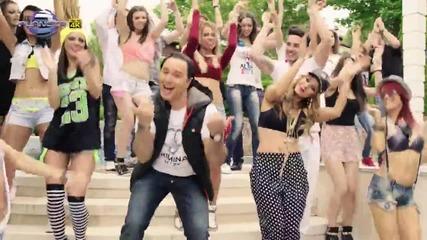 емилия и avi benedi - balkania (dj enjoy remix)