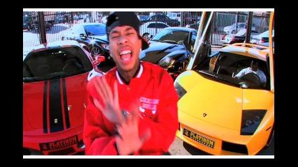 Tyga - La La La Boom [ Високо качество ]