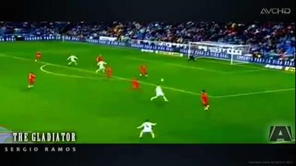 Чудошището.. Sergio Ramos