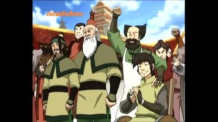 Аватар: Легендата за Анг- Кометата на Созин, Последната битка част 4 Аватар Анг епизод 21